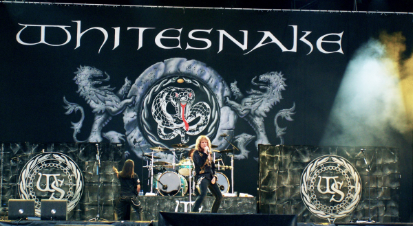 Whitesnake au Arrow Festival - 2008