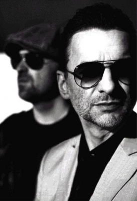 Soulsavers & Dave Gahan : Music For The Masses.